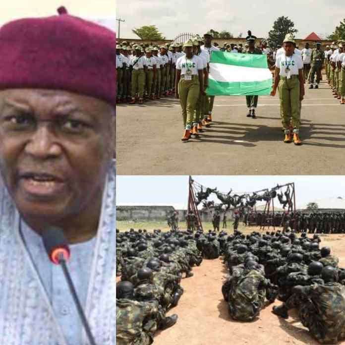 Why NYSC Should Be For Two Years As Well As 12 Months For Military Training —– Governor Ishaku