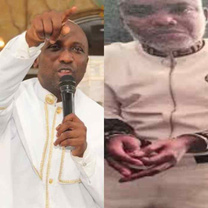 Primate Ayodele Reveals What Will Happen To Nnamdi Kanu In Prison