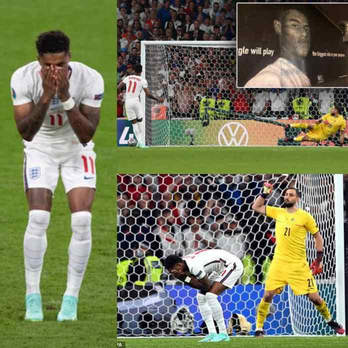 What Marcus Rashford Said After Penalty Miss At #Euro2020 Final