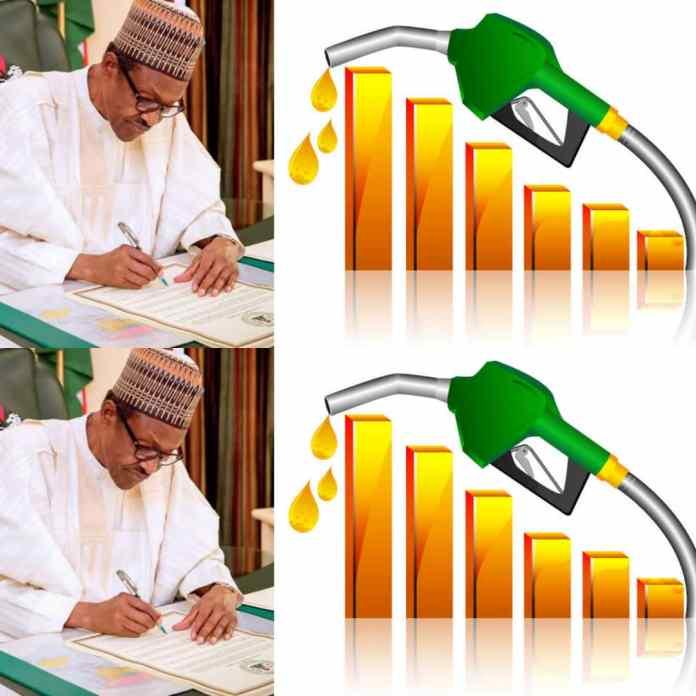 BREAKING: Petrol Price To Increase After President Buhari Signs PIB Bill