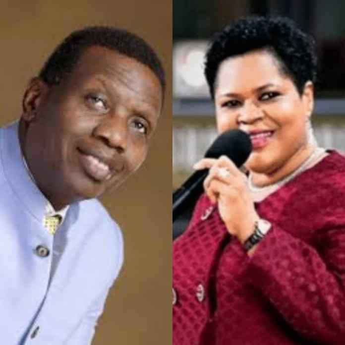 BREAKING: Pastor Adeboye Sends Condolence LETTER To Prophet TB Joshua's Widow [SEE ATTACHED]