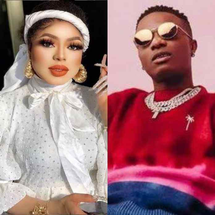GBAM!!! Bobrisky Says He Is In Love With Wizkid