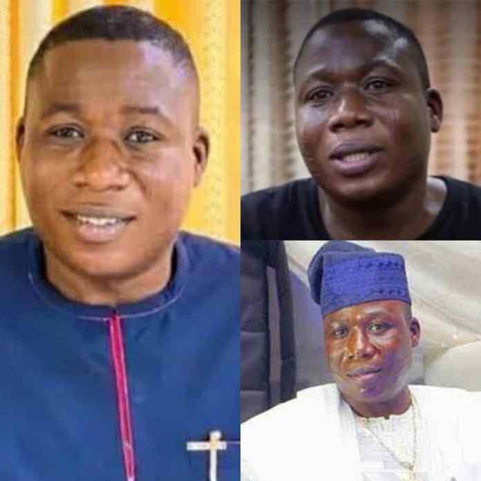 BREAKING: Sunday Igboho Set For Deportation To Nigeria, Lawyer Fumes