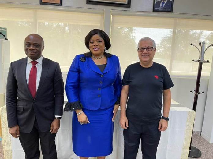 JUST IN: Fidelity Bank Receives Allied Food & Confectionery Services EXCO Members