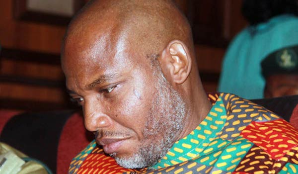 #Biafra: IPOB Cries Out Over Nnamdi Kanu's Deteriorating Health