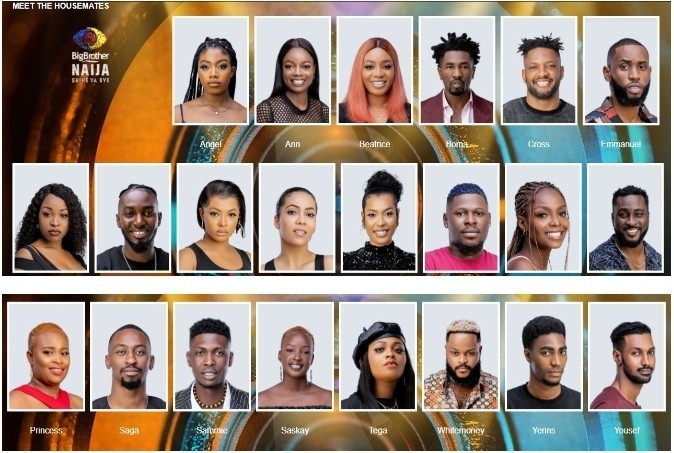 3 Evicted From Shine Ya Eye Show As Big Brother Introduces 4 New Housemates