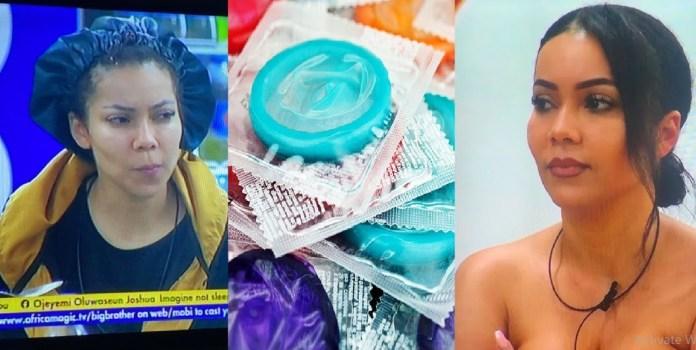 #BBNaija Maria Give Reasons For Suspecting Liquorose And Emmanuel For Missing Condom