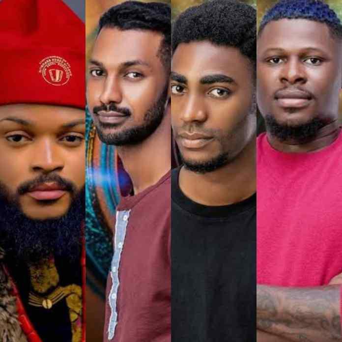 Shine Ya Eye: #BBNaija White Money And Three Others Nominated For Eviction