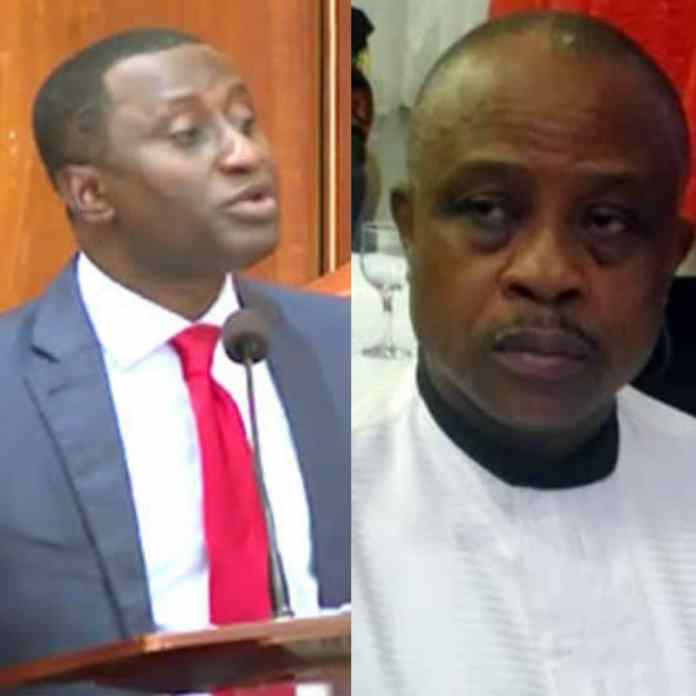 MINISTER OGAH To ENTINNAYA AND OTHERS: Control Your Madness