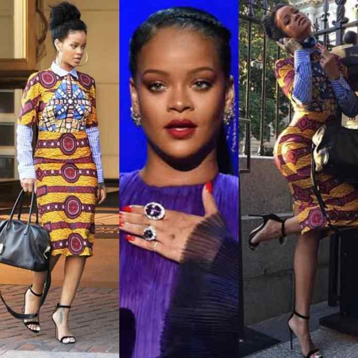BREAKING: Rihanna Is From Igbo Tribe In Nigeria