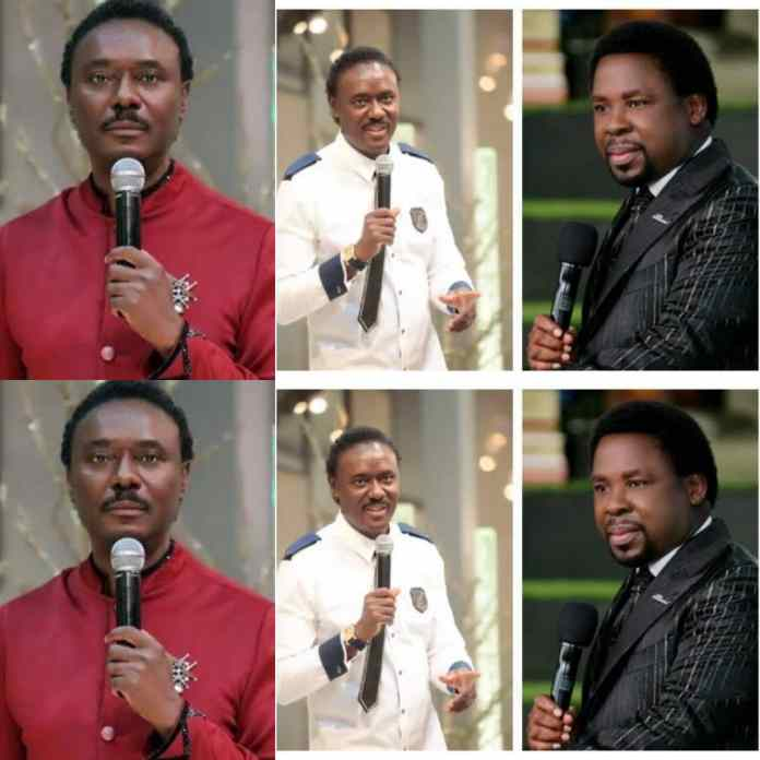 PROPHET IGINLA To CHRIS OKOTIE: You Have Mental Problem And A Disgrace To Christianity