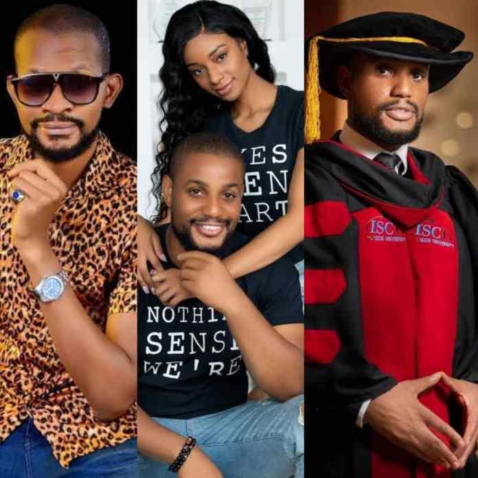 After Jim Iyke Beaten, Actor Uche Maduagwu Shades Alexx Ekubo