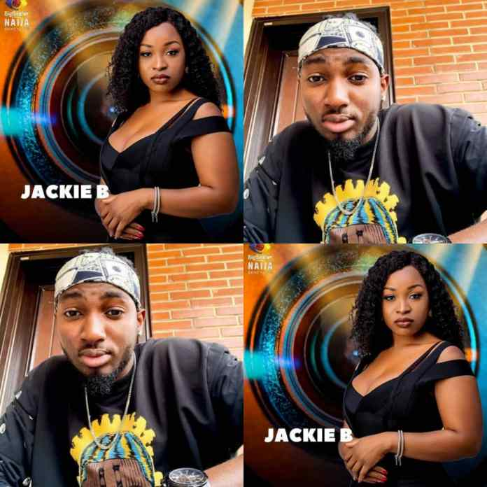 BREAKING: Jackie B And Jay Paul Become HoH, Other Housemates Up For Eviction