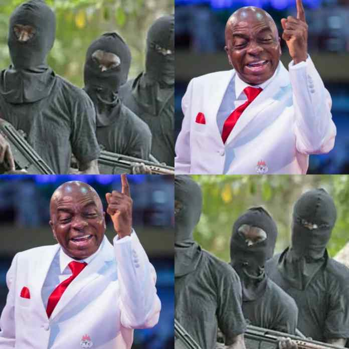 BREAKING: Unknown Gunmen Invade And Abduct Members In Oyedepo's Church