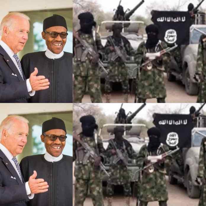 Joe Biden Govt Set To Expose Boko Haram Sponsors In Nigeria