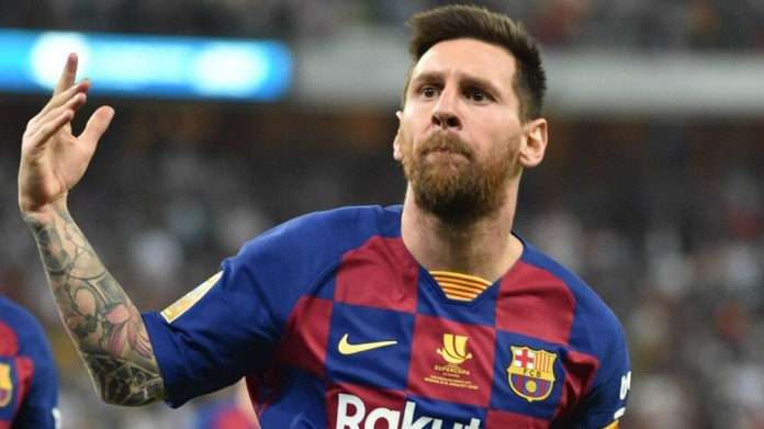 BREAKING: #LionelMessi Finally Quits #Barcelona After 20 Years