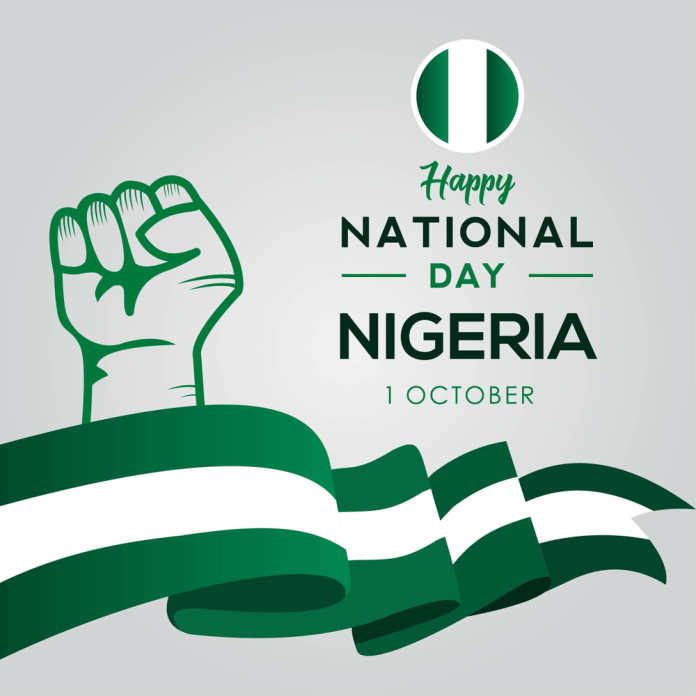 Happy Nigeria Independence Day Messages