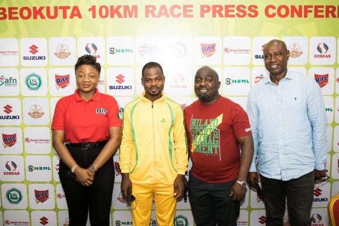 Rite Foods' Bigi Brand Powers Abeokuta 10km Marathon