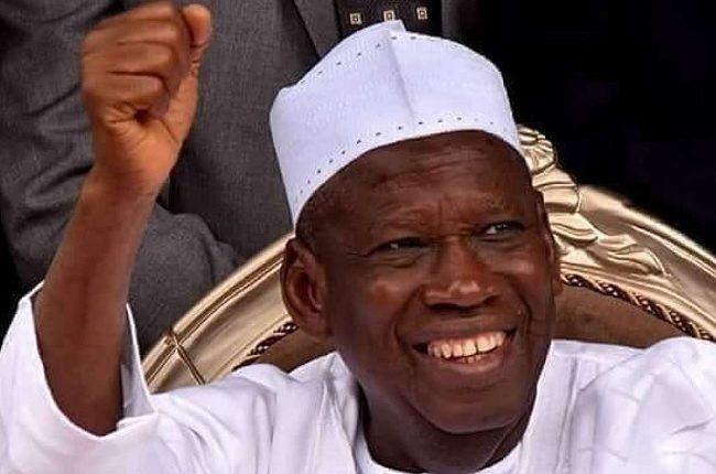 BREAKING: Governor Ganduje Appoints Aliyu Ibrahim As New Emir Of Gaya