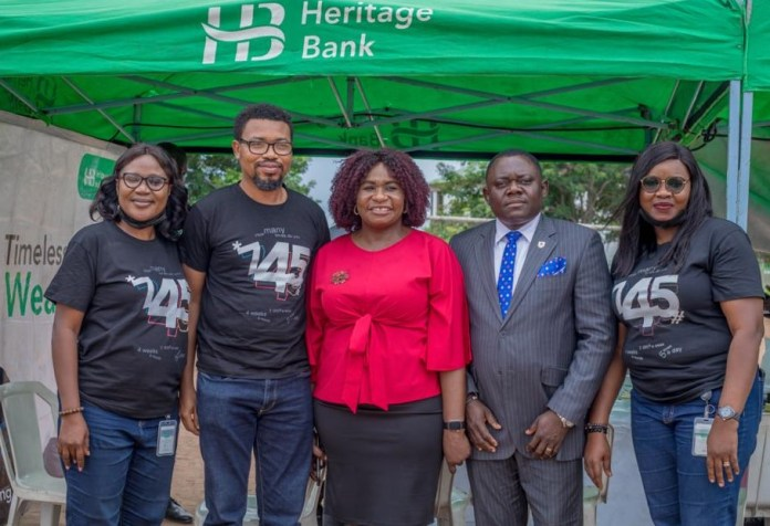 Heritage Bank And LFC Partner To Boost Employment Prospect Among Youth