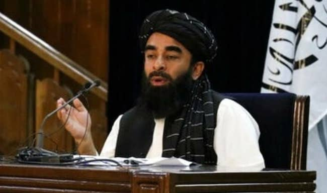 #Taliban Finally Announces New Afghanistan Government