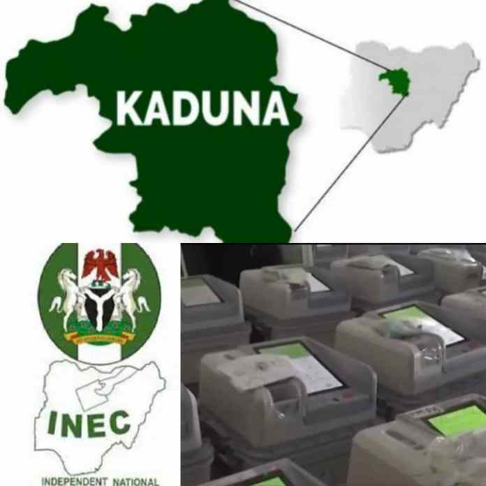 BREAKING: Electronic Voting Machine To Be Deployed During Kaduna Elections On Saturday