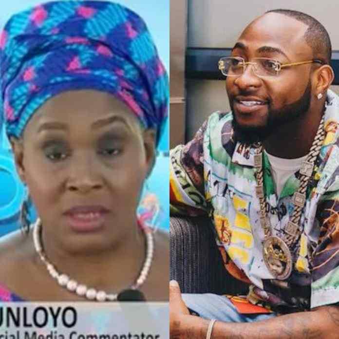 Fans React As Kemi Olunloyo Tender Sincere Apologies To #Davido [VIDEO]