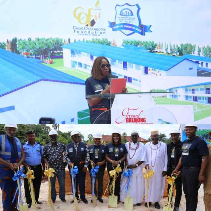 Chris Oyakhilome Foundation International Set To Build New School In Ewu, Edo State, Nigeria