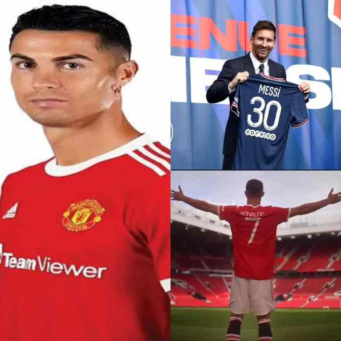 Man United Rakes £187m In 8 Days From Cristiano Shirt-Sale