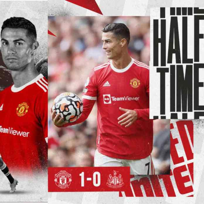 BREAKING: Ronaldo Scores On His Return Debut At Old Trafford - #MUNNEW