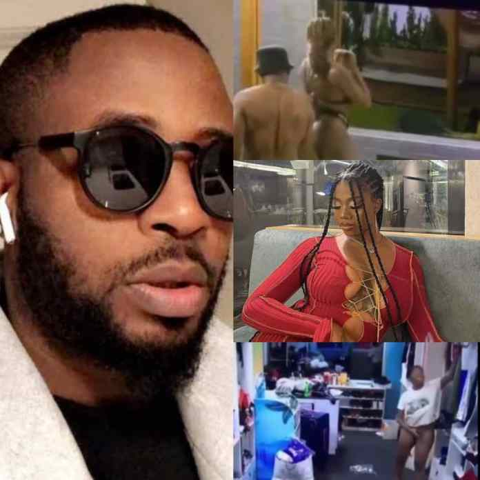 Tunde Ednut Mocks #BBNaija Angel For Showing Her PU$$Y On National TV And Still Did Not Trend