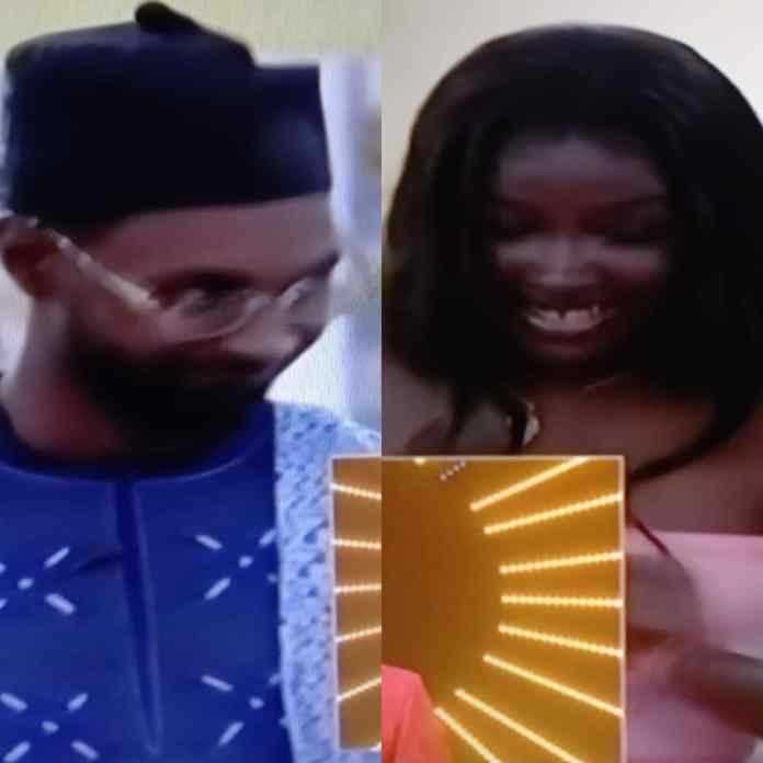BREAKING: Yousef And Saskay Evicted From #BBNaija6 Show [VIDEOS]