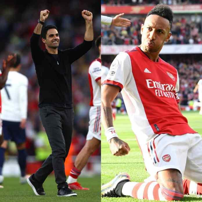 BREAKING: Arsenal Humiliates Tottenham - #ARSTOT