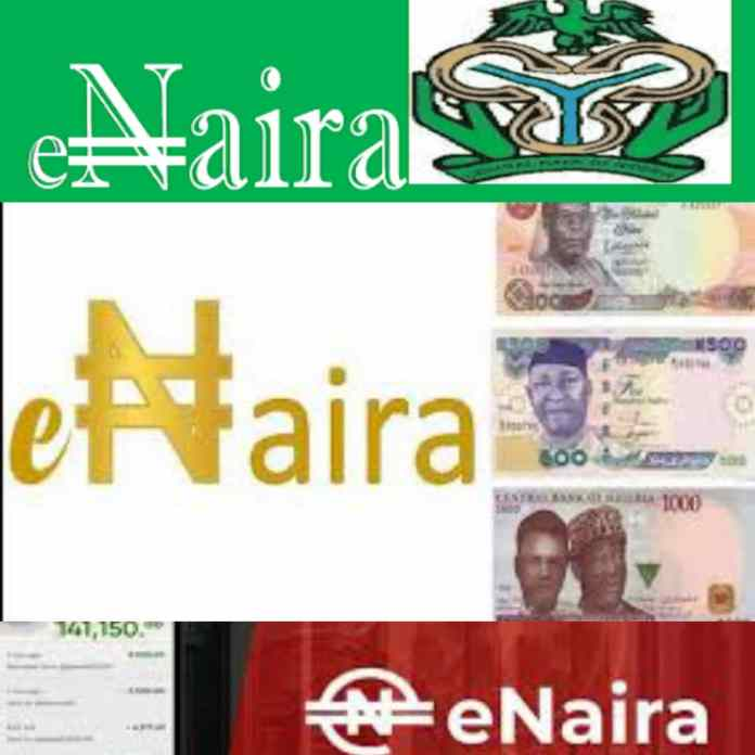 BREAKING: CBN's #eNaira Official Platform Goes Live