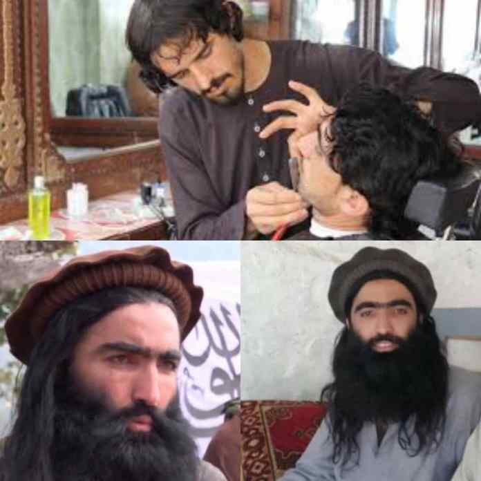 ISLAMIC LAW: #Taliban Bans Barbing Salons From Trimming Beards