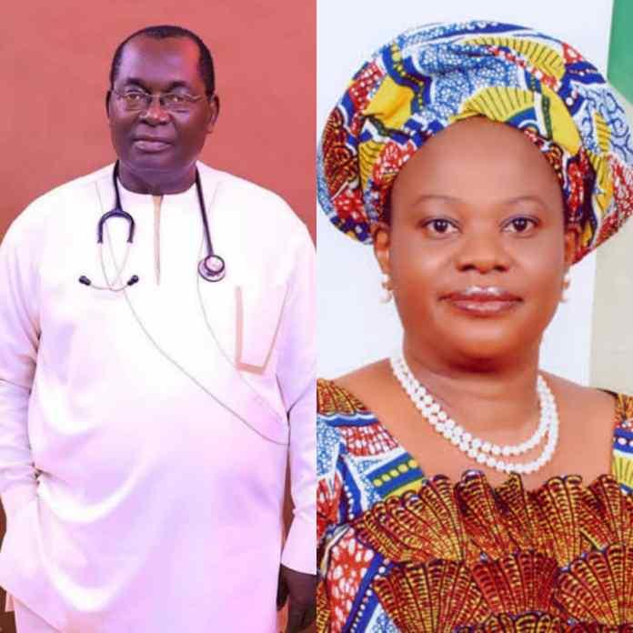 BREAKING: Gunmen Kill Late Professor Dora Akunyili's Husband [PHOTO]