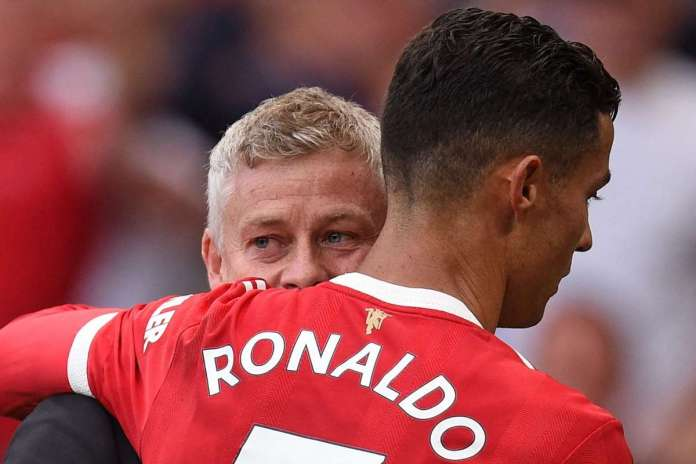 Ole Solskjaer Reveals Why Ronaldo Will Not Play Every Man United Game
