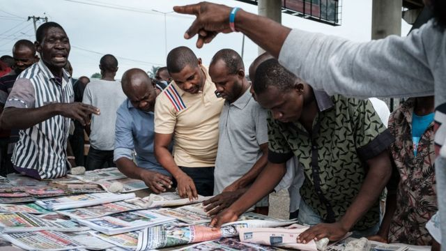 Read 10 Nigerian Newspapers Summary For Thursday Morning October 7th 2021