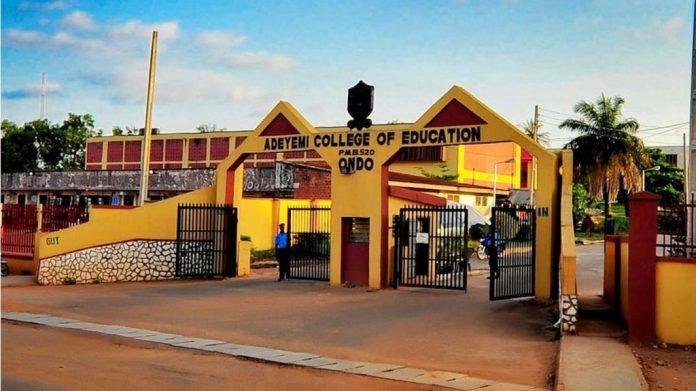 BREAKING: Ondo Jubilates As NASS Upgrades Adeyemi College Of Education To University