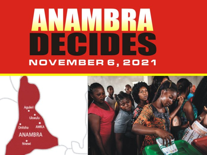BREAKING: #INEC Vow To Proceed With Anambra Elections - #AnambraDecides