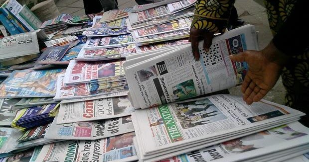 10 Nigerian Newspapers Summary For Monday Morning October 4th 2021