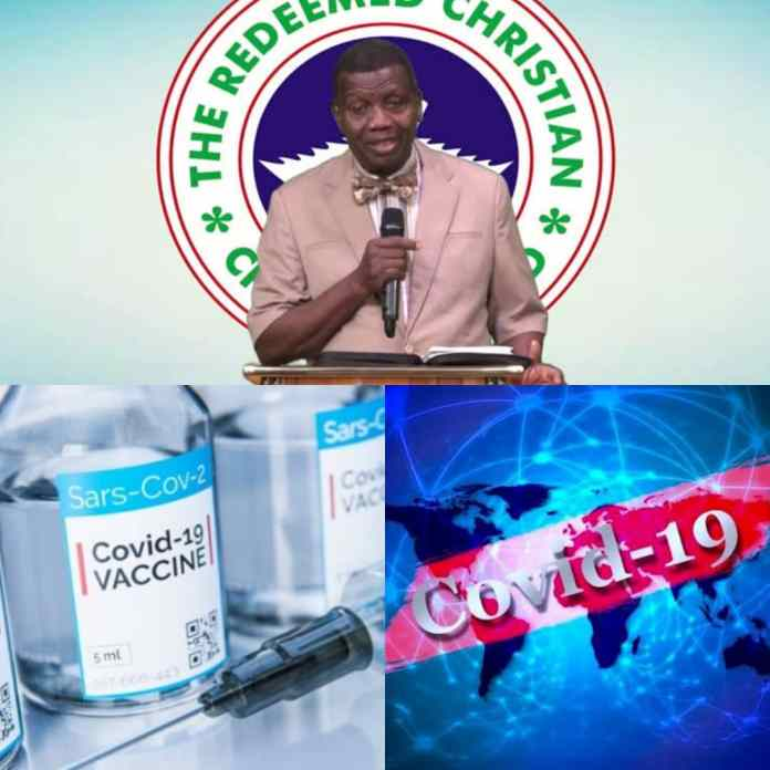 Pastor Adeboye Reveals Why He Will Receive #Covid19 Vaccine