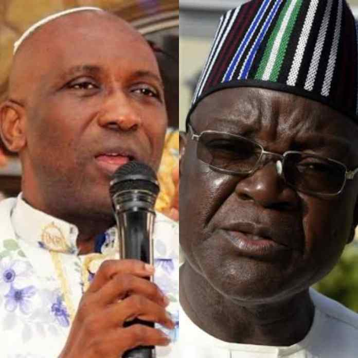 PRIMATE AYODELE To BENUE GOVERNOR: God Will Soon Expose Those Planning To Assassinate You