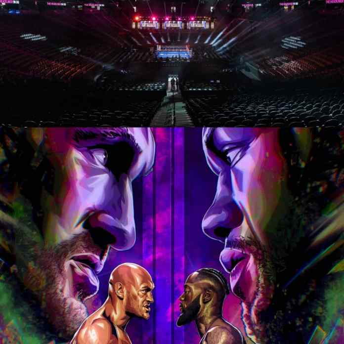 #FurtWilder3: Time And How To Watch Tyson Fury Vs Deontay Wilder Trilogy Full Fight Card