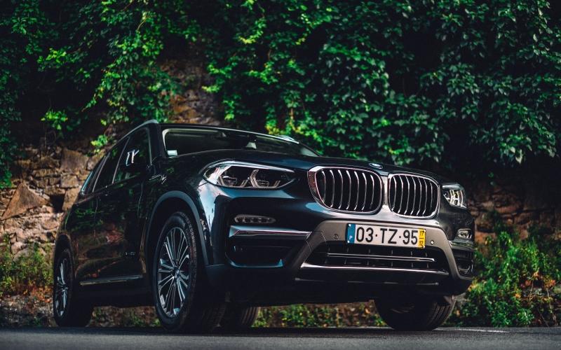 BMW X3 - Traveller's tales