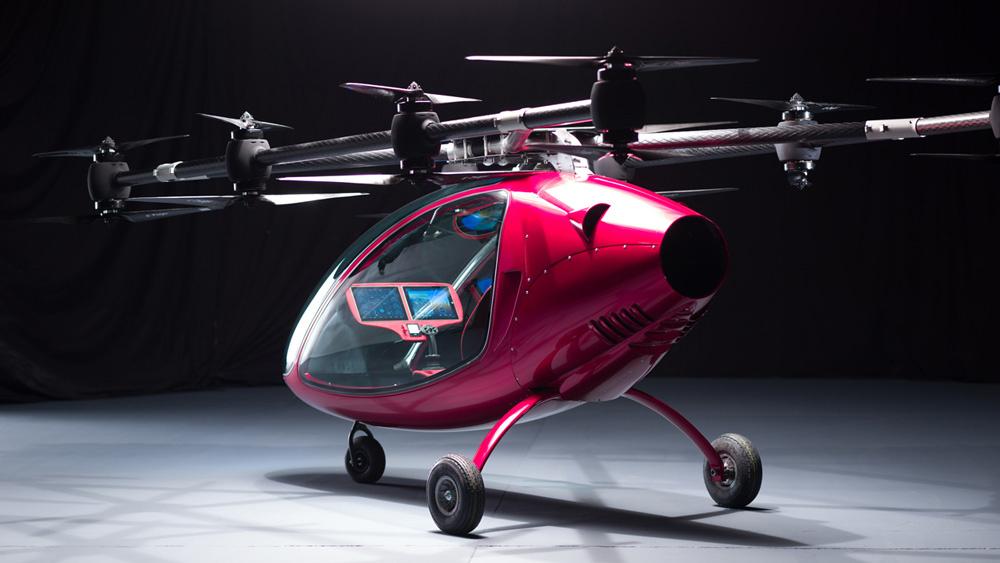 Astro Aerospace - Elroy
