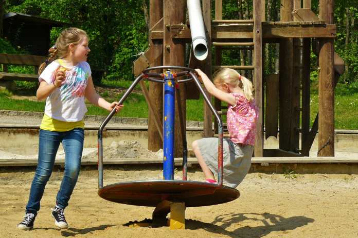 Mandatory Fun: Recess is about to be required in all Georgia elementary schools