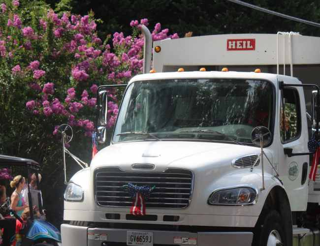If you live in Avondale Estates, your garbage collection fee just increased