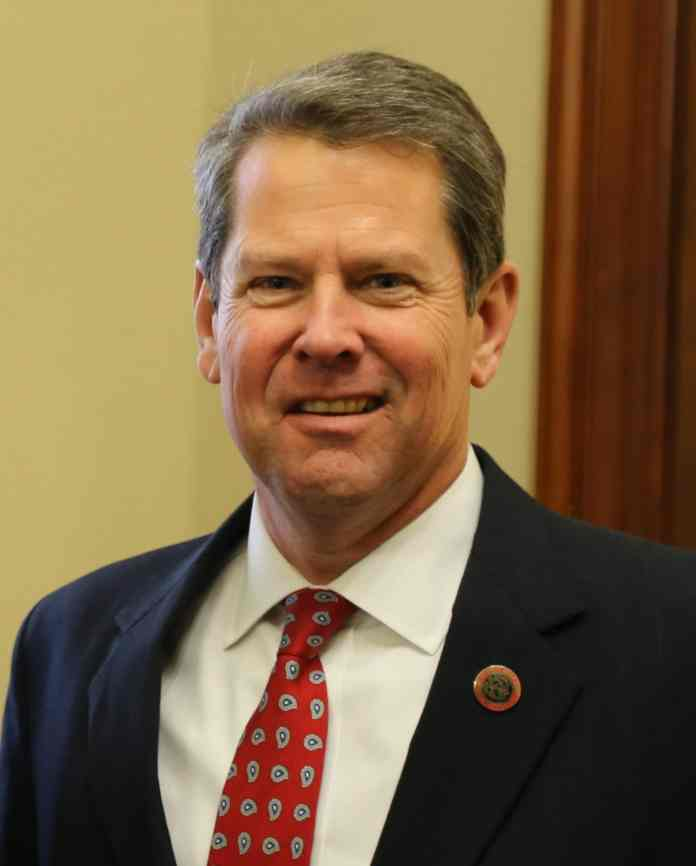 Lawmakers urge Kemp to order Georgians to shelter in place