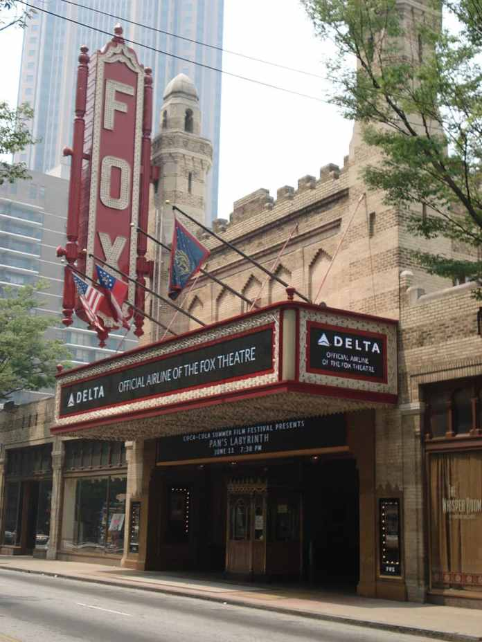 Atlanta's iconic Fox Theatre and Southface Institute team up to fortify sustainability efforts at the historic arts venue